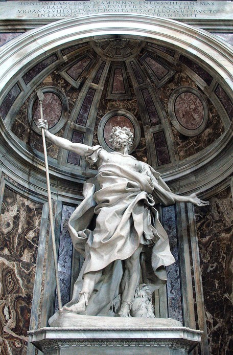 Longinus at the Vatican