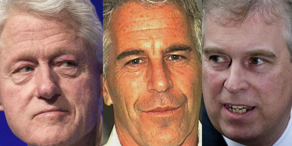 Beware the Predators Among Us Clinton-and-epstein