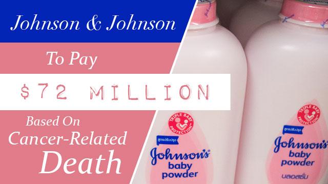 JohnsonJohnsonToPay72MillionBasedOnCancer-RelatedDeath_640x3593