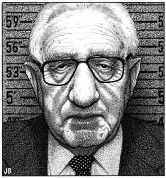 HENRY KISSINGER: PUBLIC ENEMY #1 Kissinger