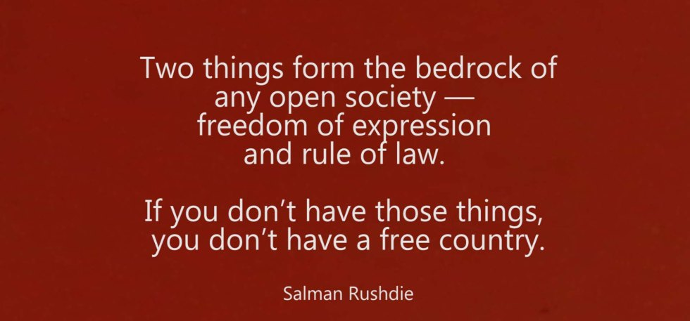 Salman Rusdie