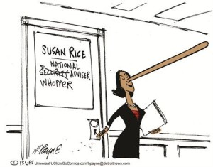Susan Rice Unmasked: White House Warmonger Rice-with-large-nose