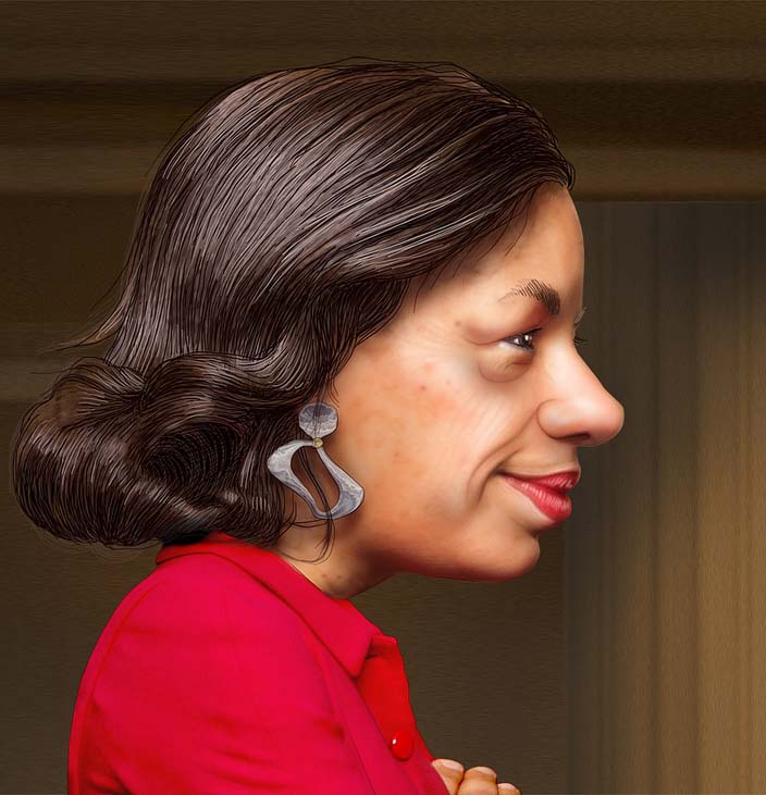 Susan Rice Unmasked: White House Warmonger Susan-rice-2