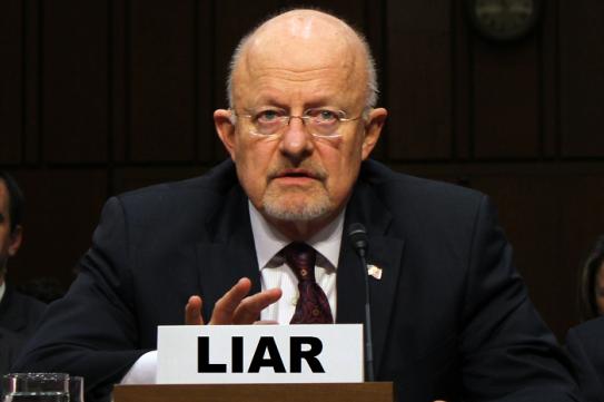 Clapper Liar