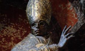 dark vatican pope