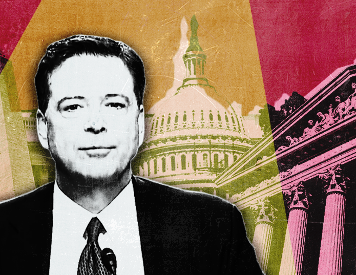 James Comey Exposed: Chief Election Meddler and Instigator for the  Overthrow of Trump