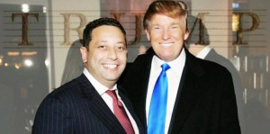 Sater and Trump