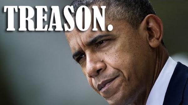 Treason-Obama