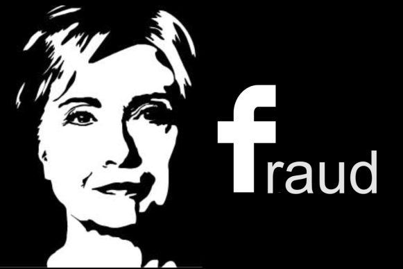 HIllary facebook fraud