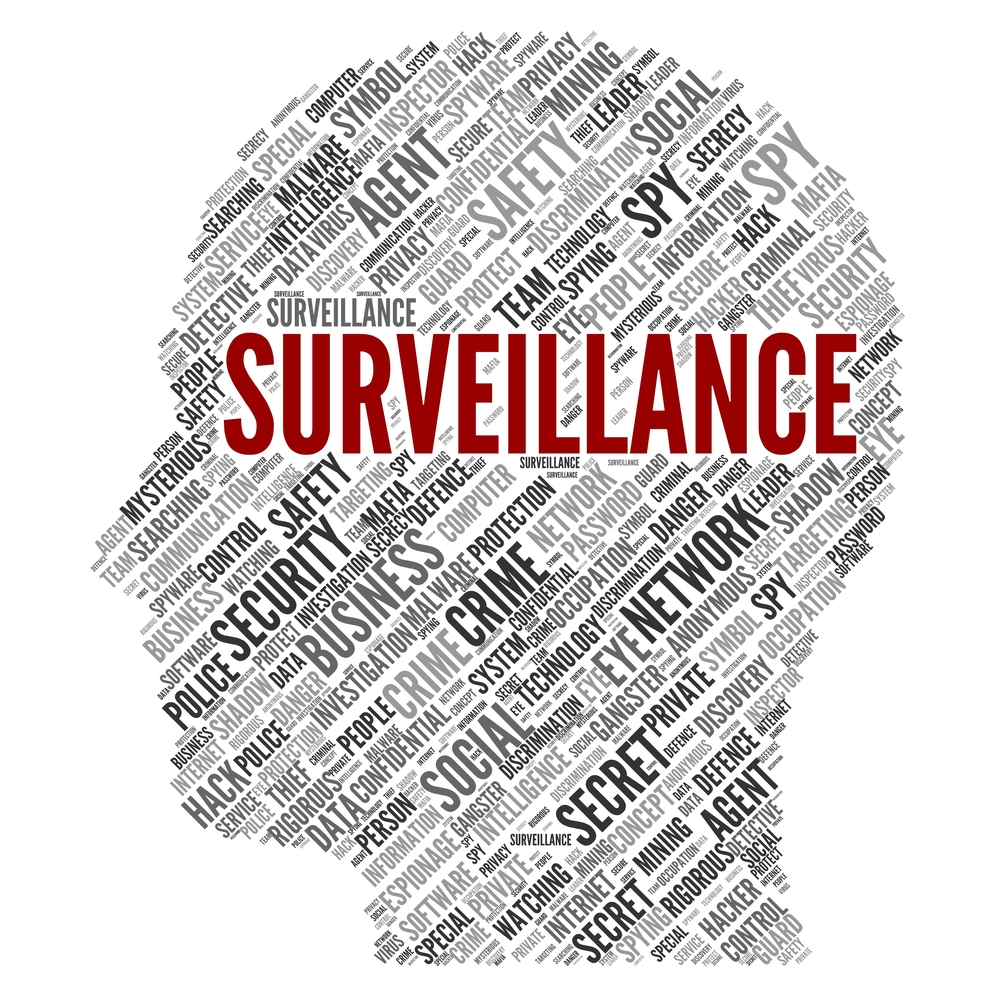 Spying Alert: Verizon has assumed BIG BROTHER powers without your knowledge Surveillance-head
