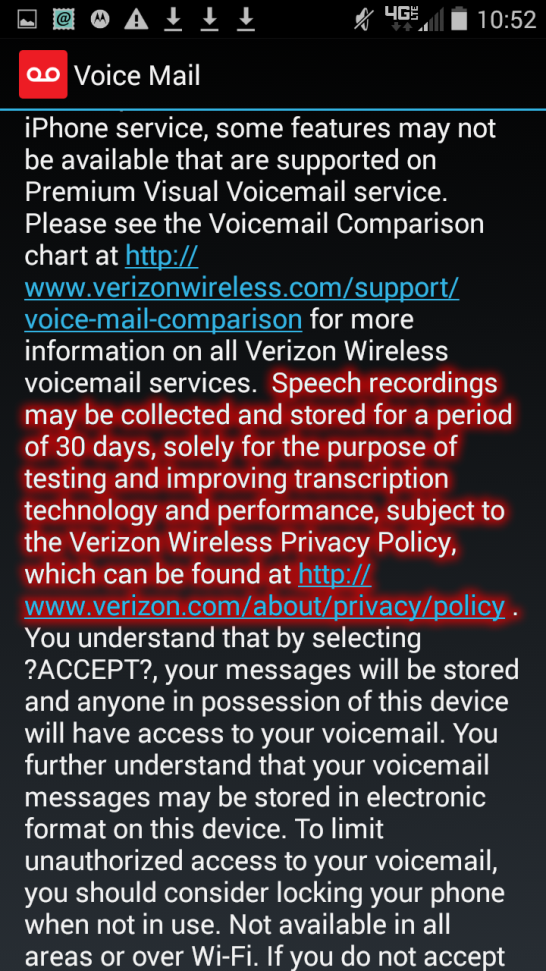 Spying Alert: Verizon has assumed BIG BROTHER powers without your knowledge Verizon-voicemail-services