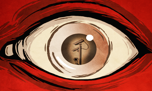 Big Brother is Watching You — For Real Big-brother-spy-eye-surveillance