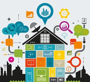 Big Brother is Watching You — For Real Internet-of-things-house
