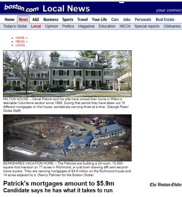 Patrick Duval home