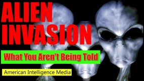 The Obama Alien Invasion: Full Disclosure