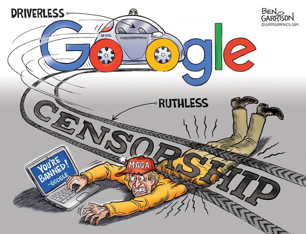 google censorship garrison