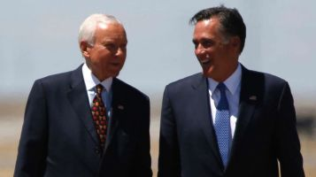 Mitt Romney: Just Another Corrupt Bush Son