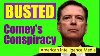 Busted Comey Conspiracy