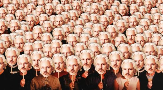 Julian Assange faces