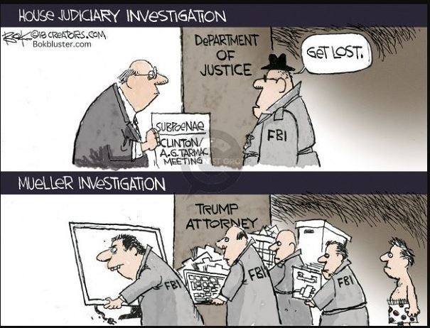 FBI investigation