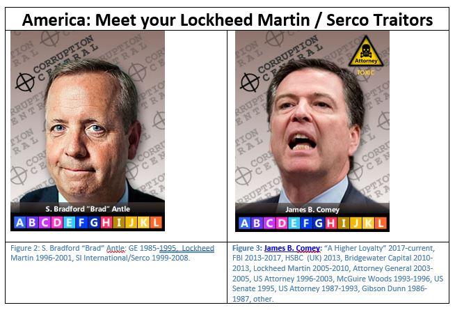 Lockheed SERCo Traitors