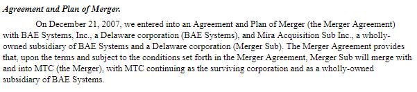 merger plan