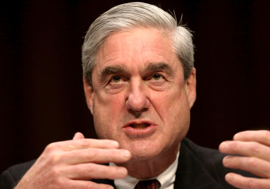 MOBSTER MUELLER,  CO-CONSPIRATOR OF TERRORISM