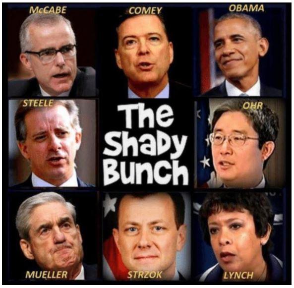 Shady Bunch