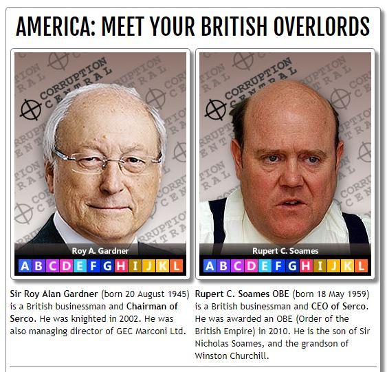british overlords