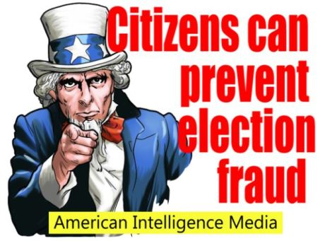 citizens prevent election fraud