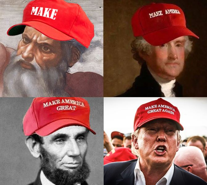 Evolution of MAGA