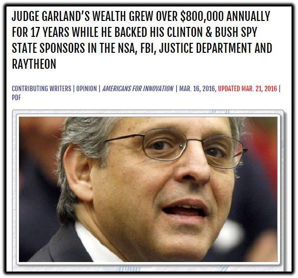 Judge Garland