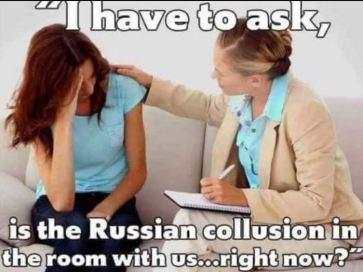 Russia collusion session