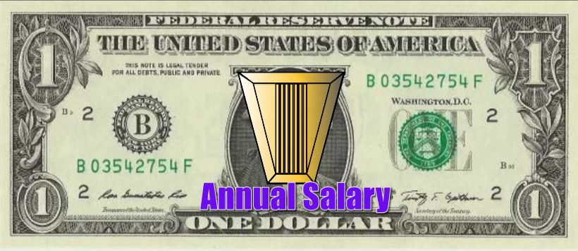SES annual salary