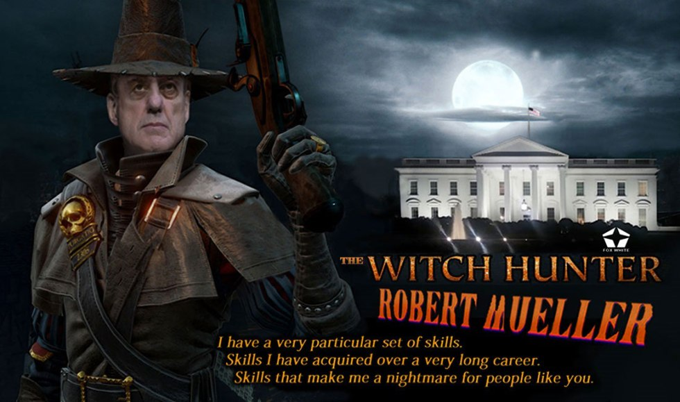 Witch Hunter Mueller