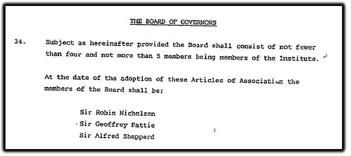 BOard of Governors 2