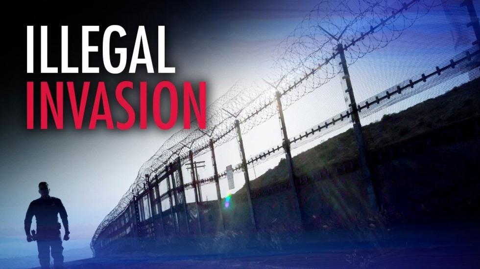 illegal invasion