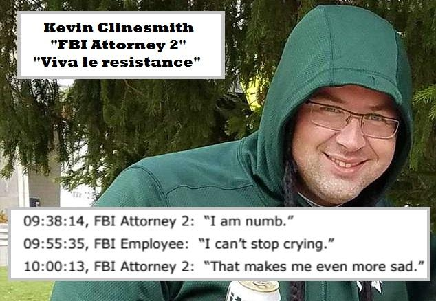 Kevin CLinesmith