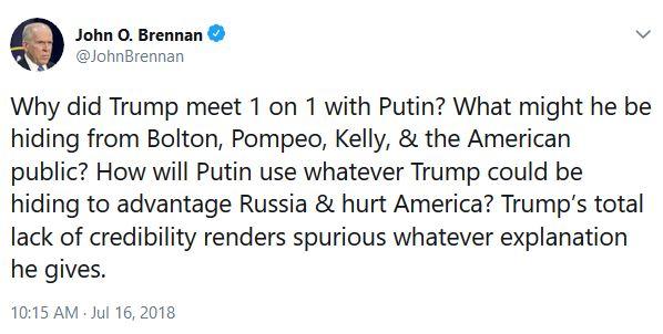 Brennan tweet 7-16-2