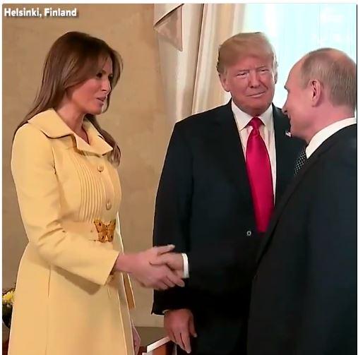 FLotus meets Putin