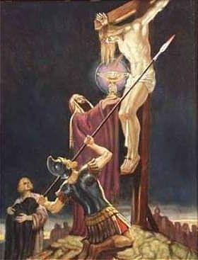 holy lance of longinus