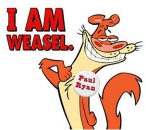 Paul Ryan Weasel