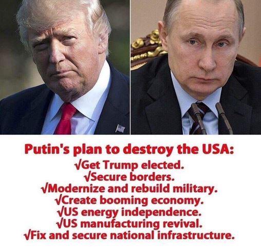 Putin plan