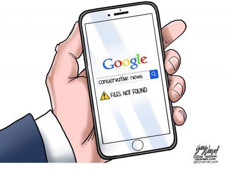 google conservative phone