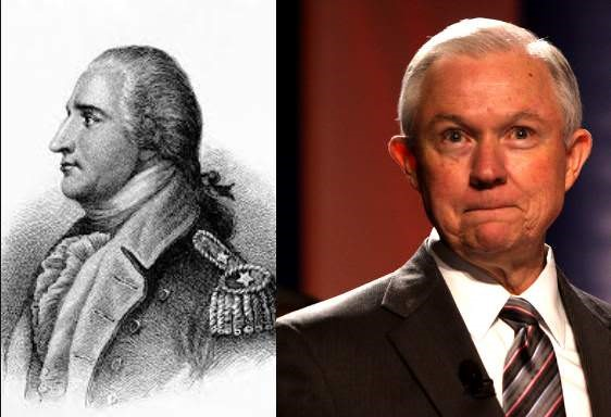 Benedict Arnold and Sessions
