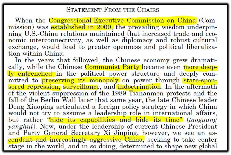 China aggression 1