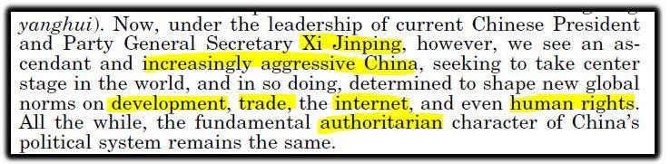 China aggression 2