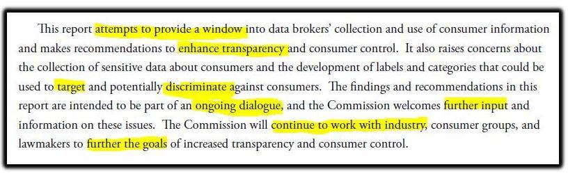 Data broker 1