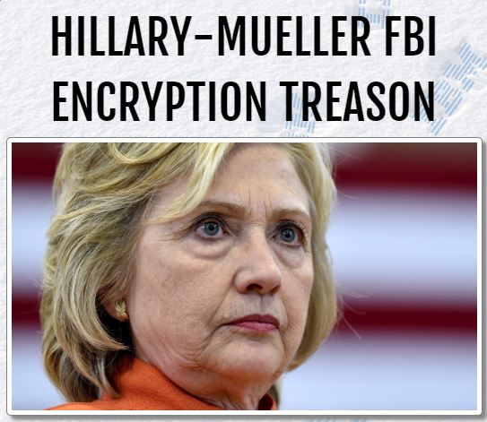 Hillary -FBI treason