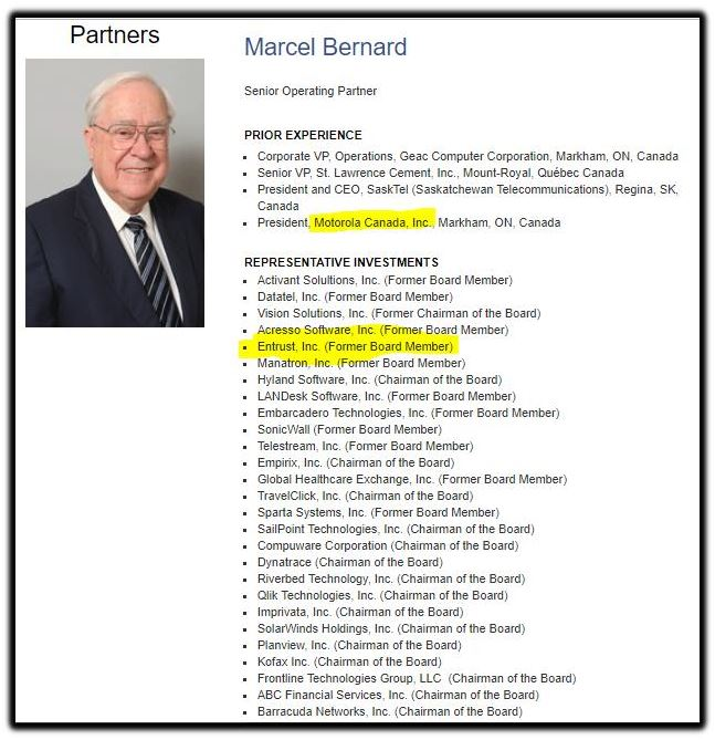 Marcel Bernard